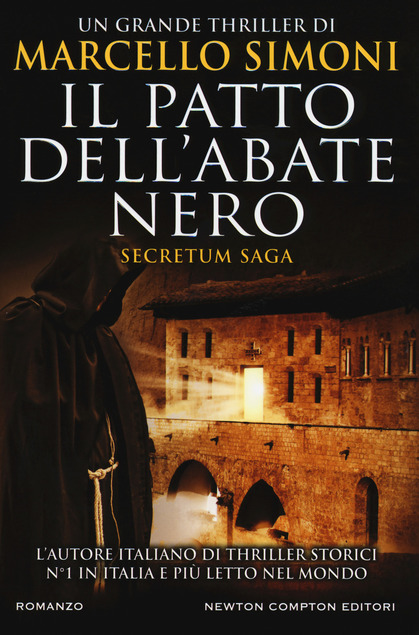 Il patto dell'abate nero. Secretum saga