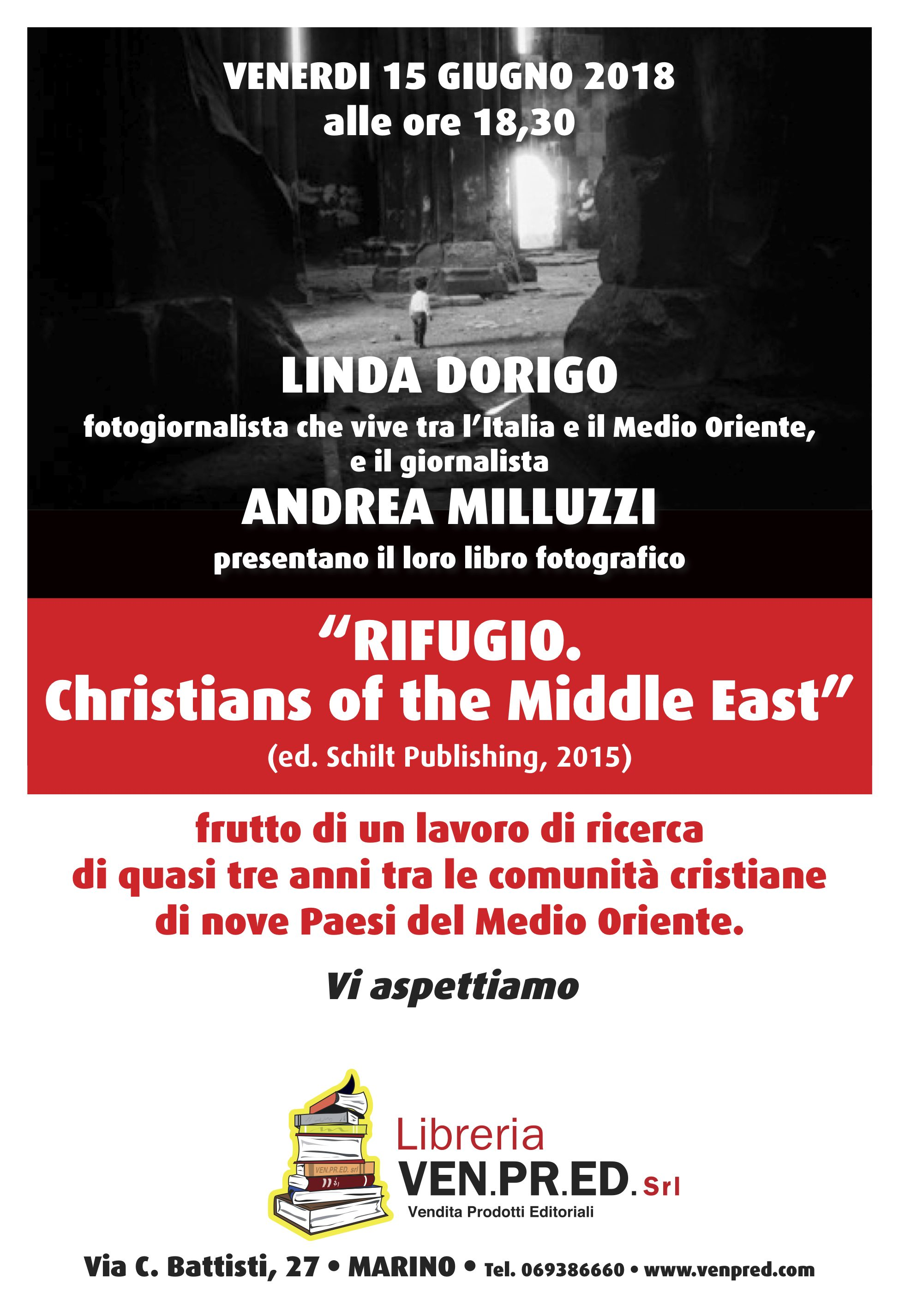 RIFUGIO Christians of the Middle East